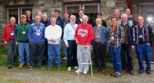 Mens Ministry Group Retreat Pic Sept 2014